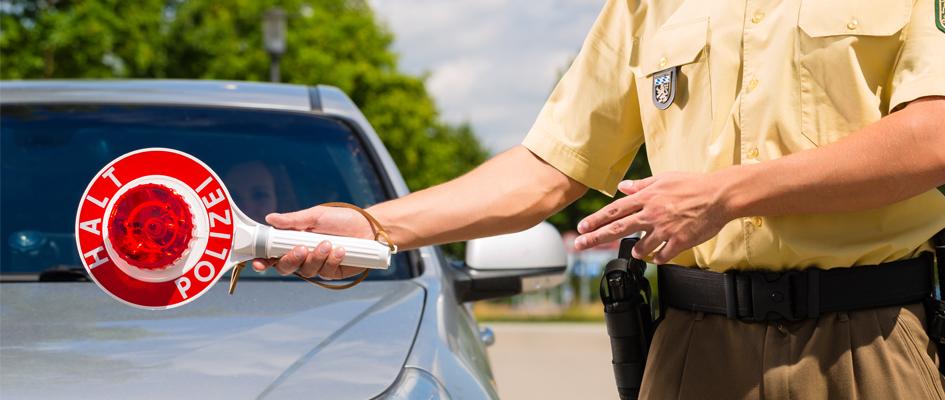 Fahrverbot und Bußgeld – neue Regelungen
